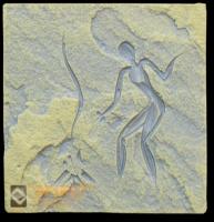 Панно Наскальный рисунок