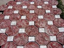 Тротуарная плитка Греция