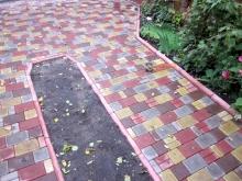 Тротуарная брусчатка из бетона - Старый город - Брук шагрень от Спирит