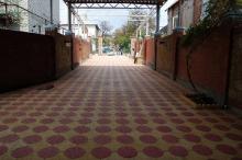 Фотографии Тротуарной плитки Кружева