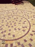 Фотографии тротуарной плитки Старый город
