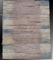 Искусственный камень из формы Мексикана 202/3