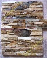 Искусственный камень Аккерман в разных цветах