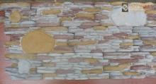 Морской камень - облицовочная плитка