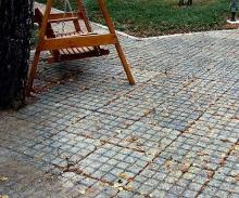 Фото тротуарной плиты