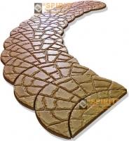 Тротуарный камень Лунная Тропинка от Спирит