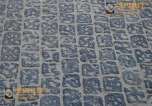 Колотая брусчатка на гибких связках от Спирит