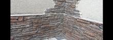 Фото камня из пластиковых форм Спирит